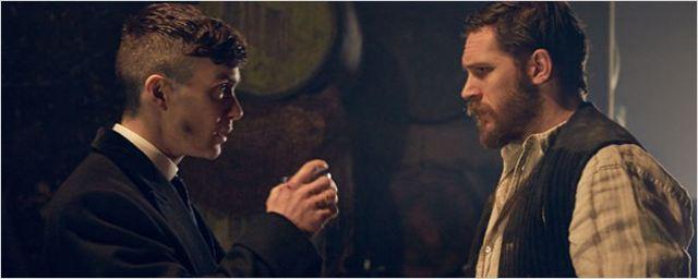 Après Inception, Tom Hardy retrouve Cillian Murphy dans Peaky Blinders