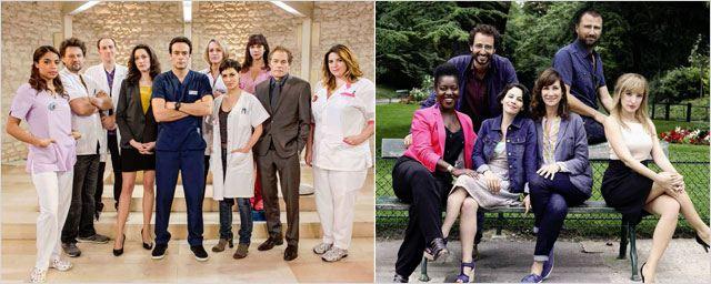 Une adaptation d'Harlan Coben avec Alexandra Lamy parmi les nouvelles fictions de TF1