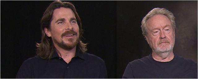 Exodus: une épopée humaine pour Christian Bale, Ridley Scott et Joel Edgerton