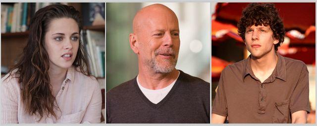Kristen Stewart et Bruce Willis dans le prochain film de Woody Allen
