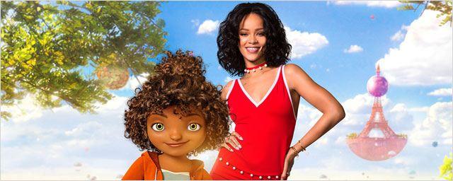 """""""En route"""" avec Rihanna, un alien et DreamWorks Animation !"""