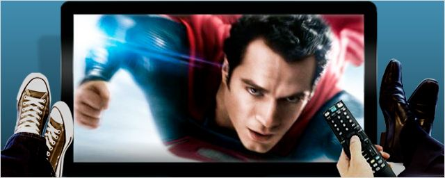 "Ce soir à la télé : on mate ""Man of Steel"" et ""Happiness Therapy"""