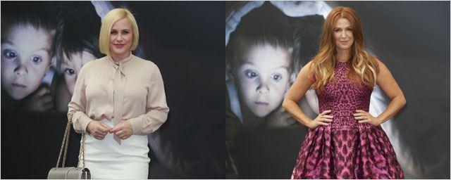 Monte-Carlo 2015 : un défilé de stars avec Patricia Arquette, le duo d'Empire et Poppy Montgomery
