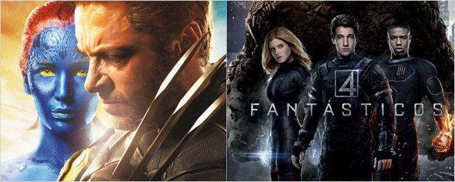 Vers un crossover entre X-Men et les 4 Fantastiques ?