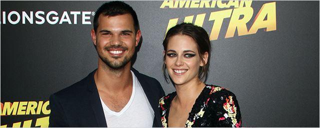 American Ultra : retrouvailles sur le tapis rouge pour Kristen Stewart et Taylor Lautner