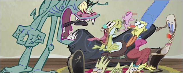 Les Simpson dévoilent leur générique spécial Halloween !