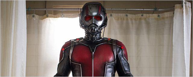 Ant-Man : découvrez deux scènes coupées du film Marvel