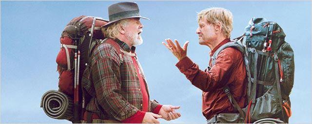 """Robert Redford : """"Nous avons pensé faire Randonneurs amateurs avec Paul Newman"""""""