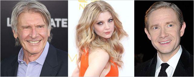 Harrison Ford, Natalie Dormer, Martin Freeman... : découvrez le casting fou d'Official Secrets !