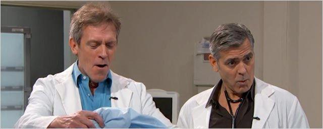 Urgences VS Dr. House : quand les deux séries médicales mythiques se rencontrent…