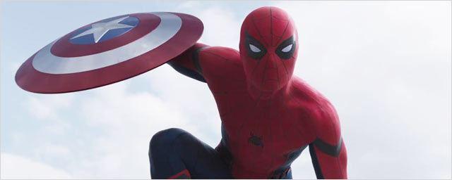 """Civil War : """"Tom Holland est le meilleur Spider-Man"""" selon James Gunn"""