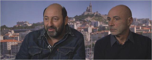 """Kad Merad : """"Marseille est une ville absolument inspirante pour un réalisateur"""""""