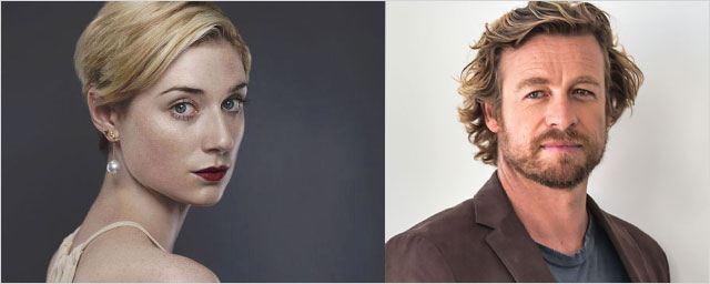 Simon Baker recrute Elizabeth Debicki pour son film