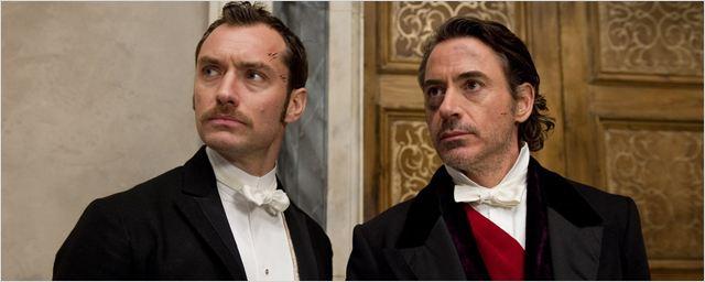 Sherlock Holmes 3 : tournage en 2016 pour Robert Downey Jr. et Jude Law ?