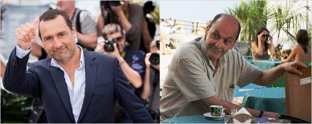 Jean-Pierre Bacri et Gilles Lellouche réunis par les réalisateurs d'Intouchables et Samba