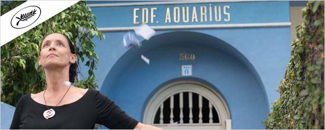 """Cannes 2016 - """"Aquarius"""" de Kleber Mendonça Filho : """"un beau portrait de femme debout"""""""
