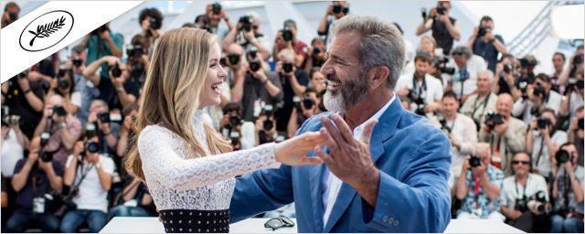 Cannes 2016 : Mel Gibson flingue... et danse !