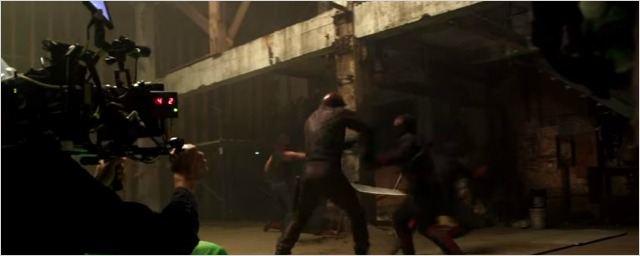 Daredevil : Une vidéo qui nous emmène dans les coulisses des cascades