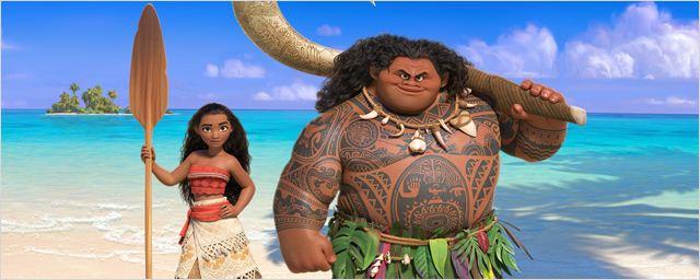 Vaiana : le nouveau Disney prend le large avec son affiche