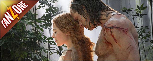 FanZone 617 : lui Tarzan, elle Jane