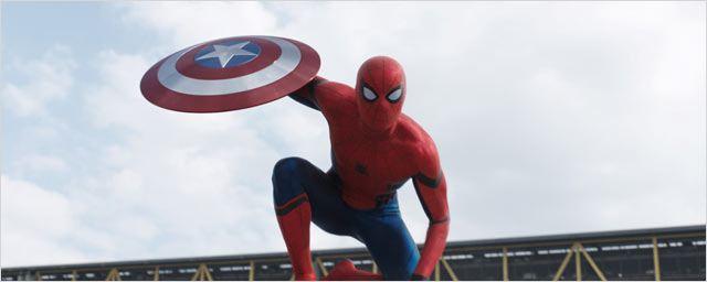 Spider-Man : les première photos en direct du tournage