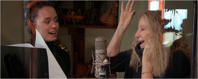 """Daisy Ridley chante pour Barbra Streisand : écoutez la chanson """"At The Ballet"""""""