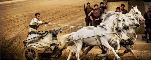 Ben-Hur : de nouvelles affiches présentent les personnages