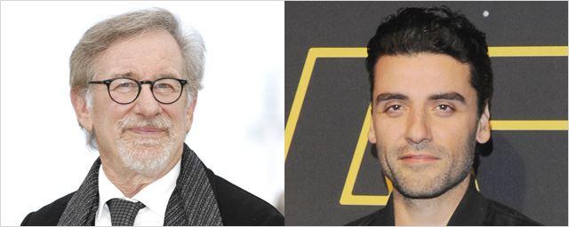 Après Star Wars 8, Oscar Isaac dans le prochain Spielberg ?