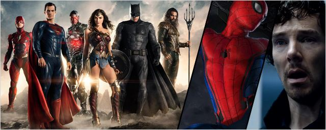 Justice League, Valérian, Walking Dead, Captain Marvel... Que retenir du Comic-Con 2016 ?