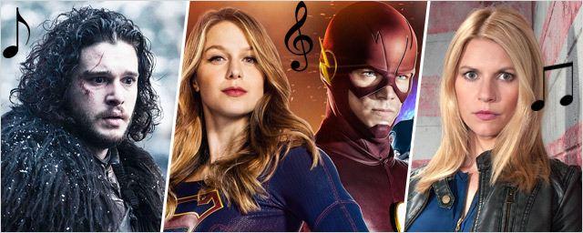 Après Flash et Supergirl, et si ces séries se mettaient elles aussi à pousser la chansonnette ?