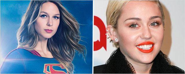 Miley Cyrus n'approuve pas le titre 'Supergirl', la production lui répond