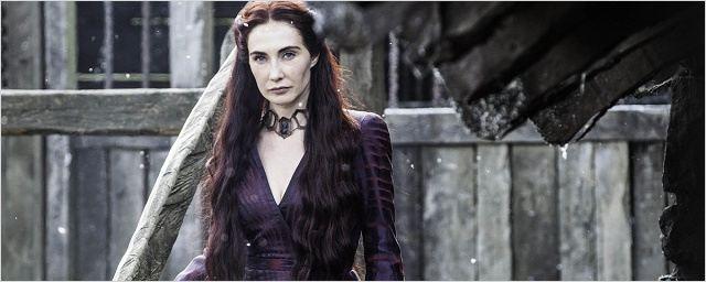 Game of Thrones : Carice Van Houten raconte ses anecdotes au Comic Con Paris !