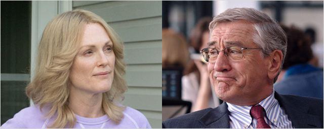 Robert De Niro et Julianne Moore : leur série mafieuse est commandée