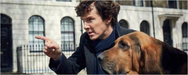 Sherlock : le méchant de la saison 4 se dévoile sur de nouvelles photos