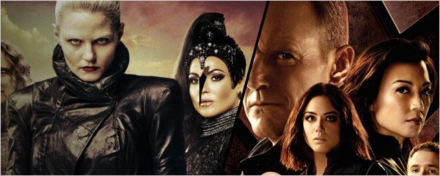 Once Upon A Time, Agents of SHIELD... Ces séries sont en danger d'annulation !