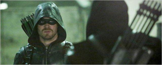 Audiences US : retour en demi-teinte pour Arrow