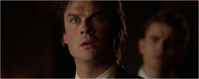 Vampire Diaries : Damon retrouve Elena dans un nouveau teaser du final