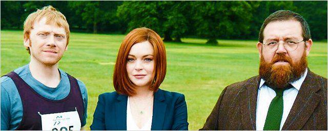 Sick Note : Lindsay Lohan rejoint Rupert Grint au casting de la sitcom britannique