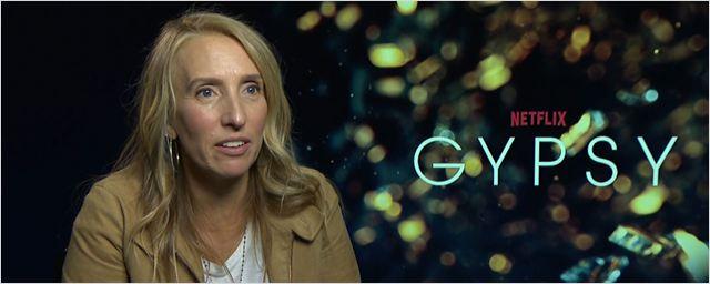 """Sam Taylor-Johnson (Gypsy) : """"Moins on en voit, plus c'est érotique"""""""
