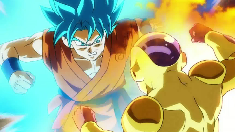 Extrait du film dragon ball z la r surrection de f - Tout les image de dragon ball z ...