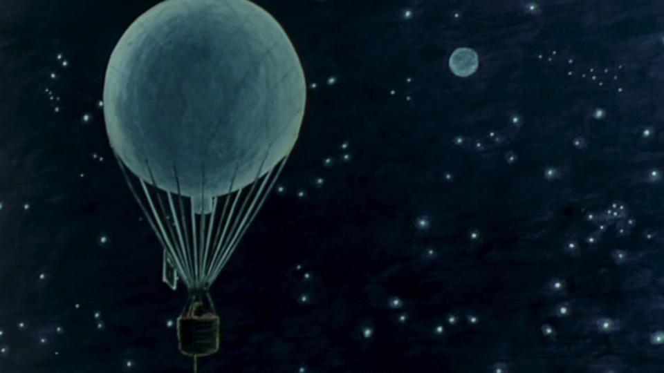 Trailer Du Film Le Voyage En Ballon Le Voyage En Ballon Bande Annonce Vf Allocine