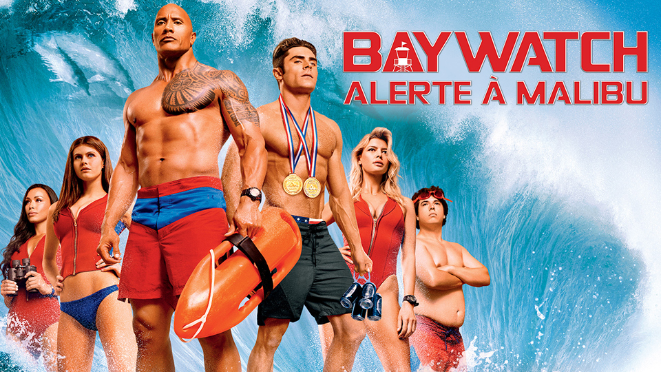 baywatch film streaming complet vf