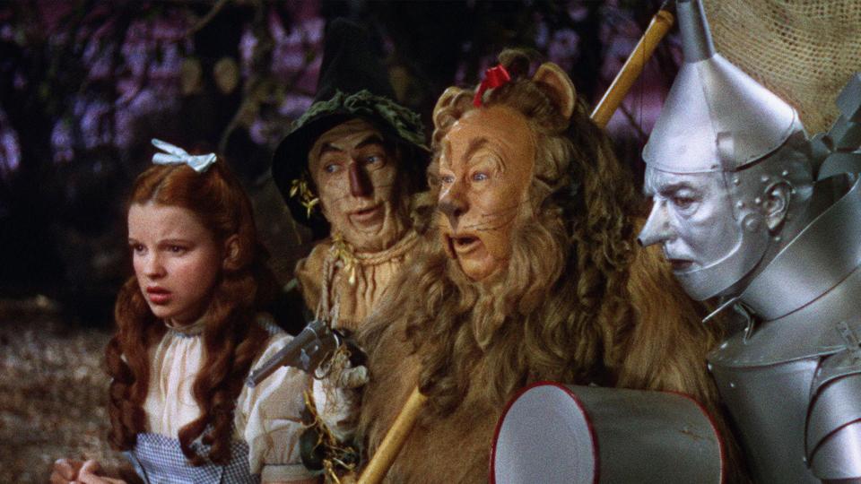 Le Magicien d'Oz - film 1939 - AlloCiné