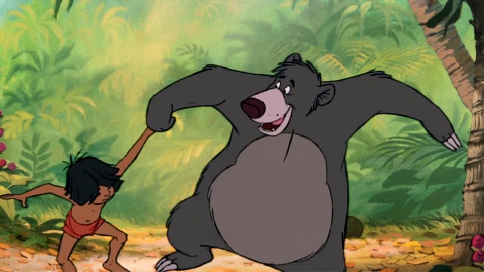 Extrait du film le livre de la jungle le livre de la jungle extrait vid o 2 vf allocin - Jeux des as de la jungle ...