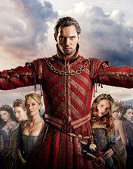 Affiche de la série The Tudors