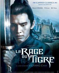 Affiche du film La Rage du tigre
