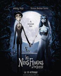 Affiche du film Les Noces funèbres