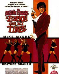 Affiche du film Austin Powers - l'espion qui m'a tirée