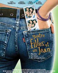 Affiche du film 4 filles et un jean