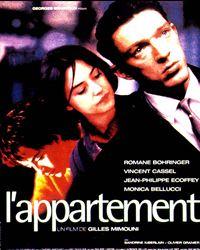 Affiche du film L'appartement